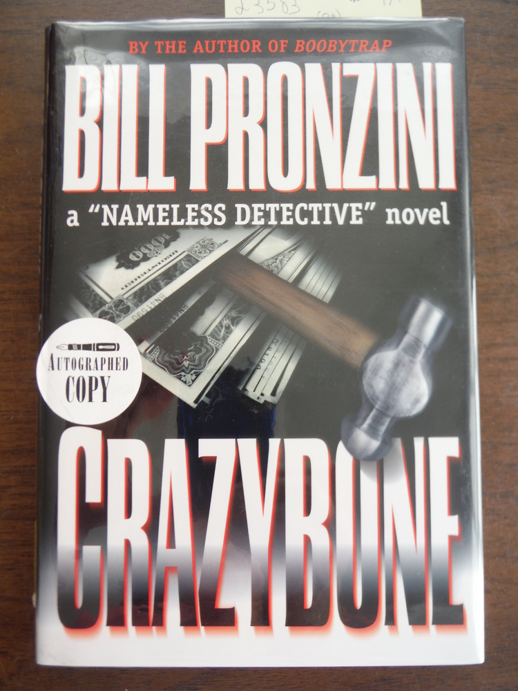 Image 0 of Crazybone (A Nameless Detective novel)