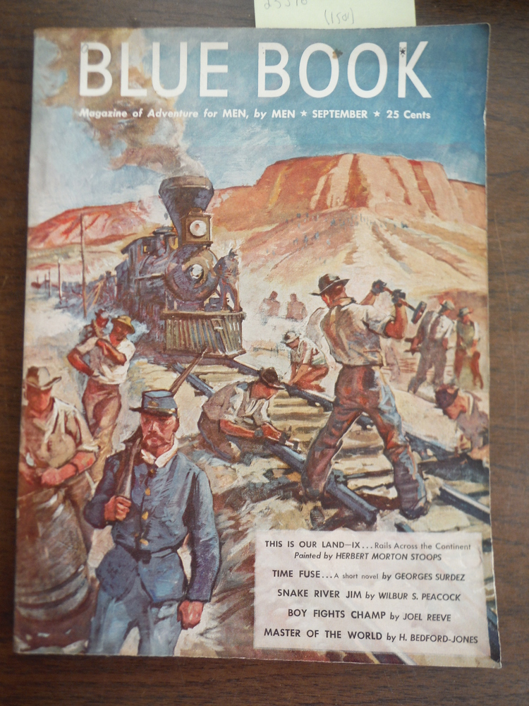 Blue Book [Bluebook] Magazine, September 1946