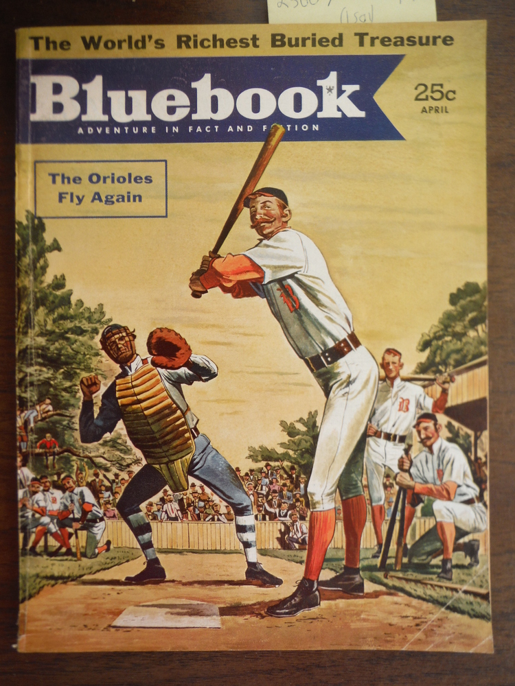 Bluebook Magazine  April, 1954 Vol. 98 No. 6