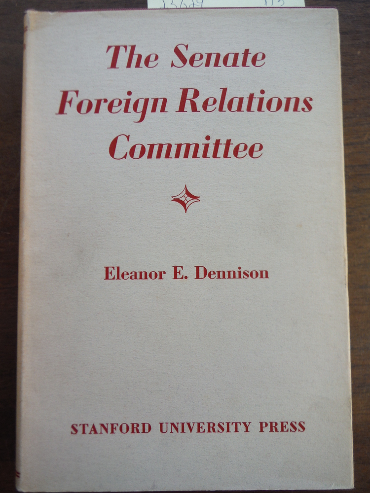 The Senate Foreign Relations Committee