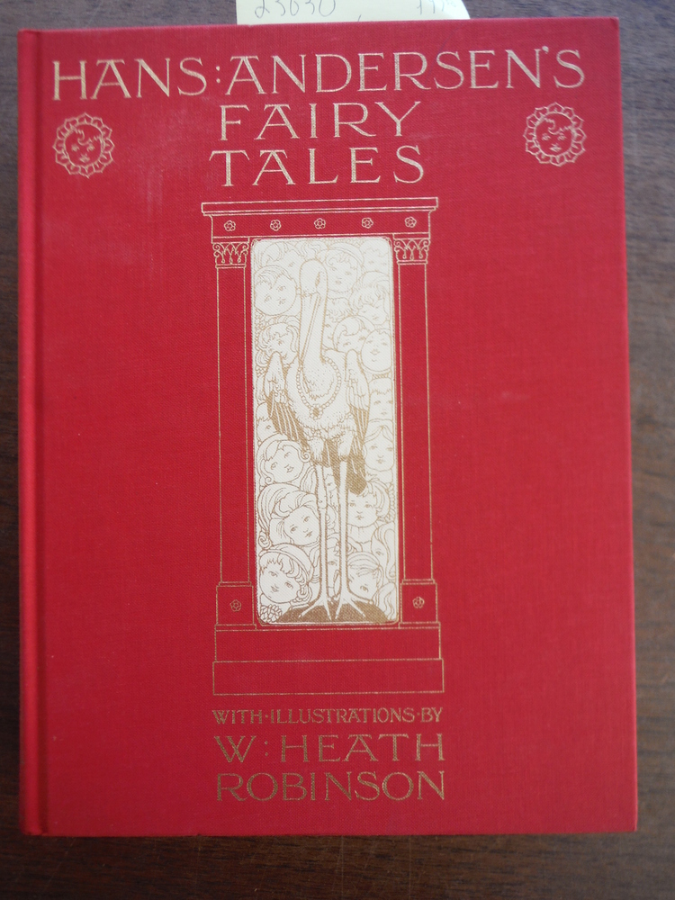 Image 0 of Hans Andersen's Fairy Tales - Folio Society Hardcover