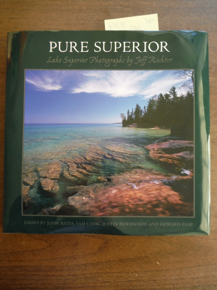 Image 0 of Pure Superior by Jeff Richter (2009) Hardcover
