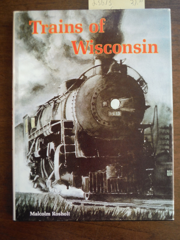 Image 0 of Trains of Wisconsin