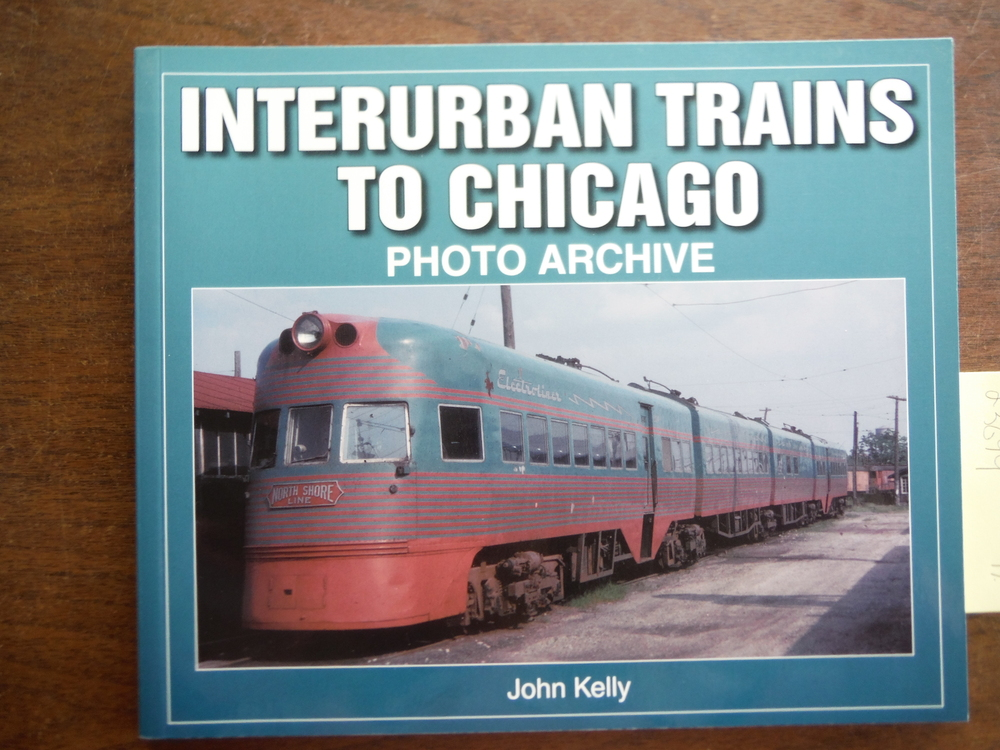 Image 0 of Interurban Trains to Chicago Photo Archive