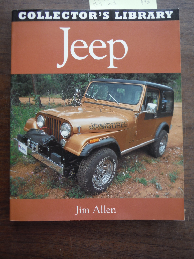 Collectors Library Jeep