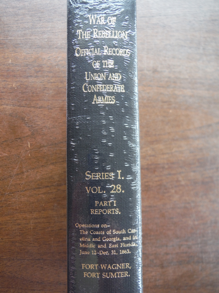 Image 1 of Official Records of the Union and Confederate Armies Series I Vol. 28 Part I Rep