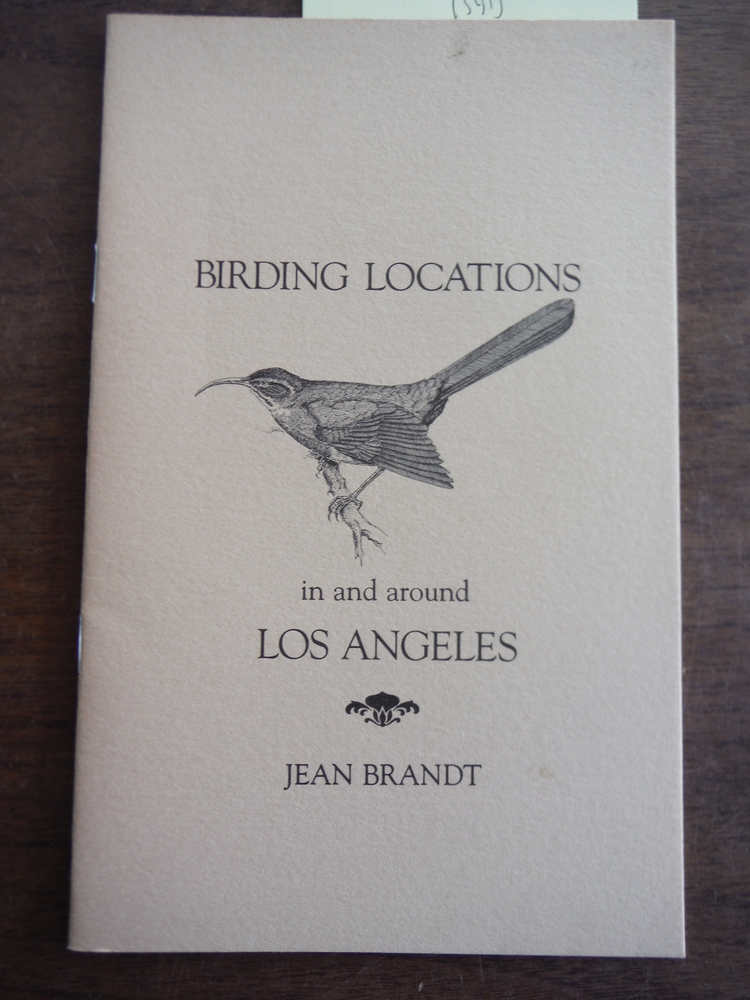 Birding Locations In And Around Los Angeles