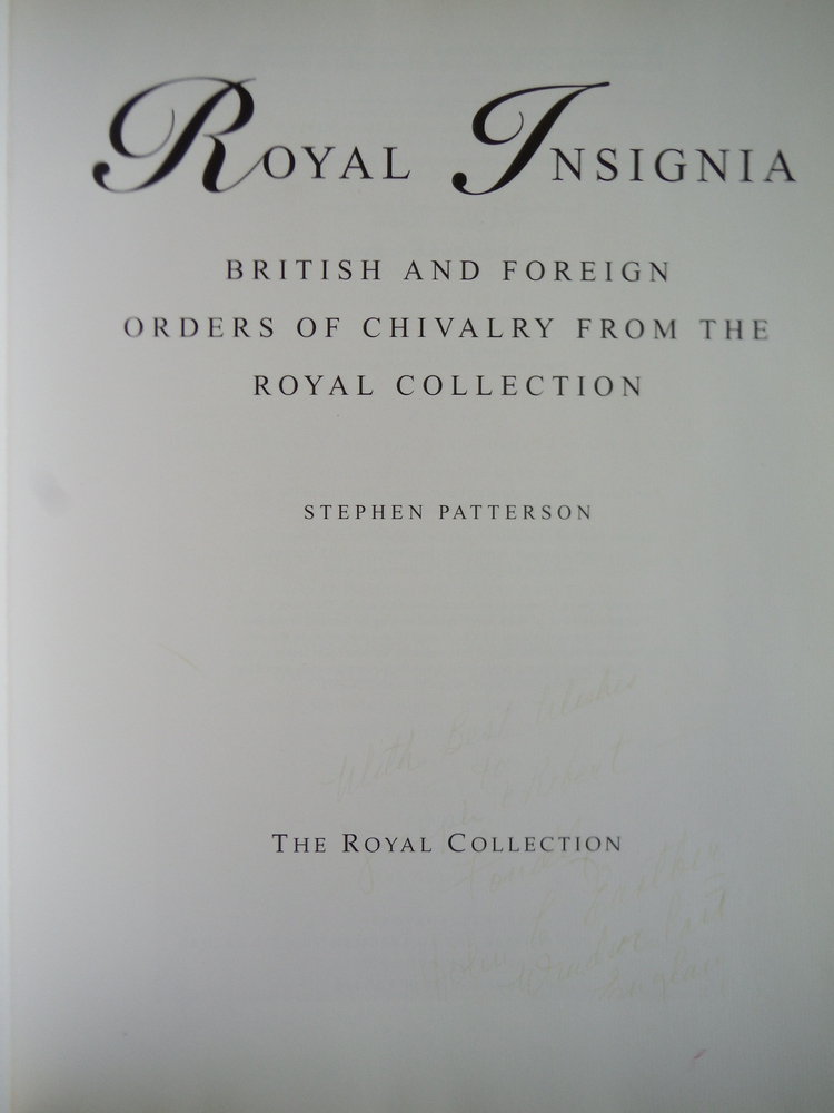 Image 1 of Royal Insignia | British & Foreign Orders of Chivalry from the Royal Collection