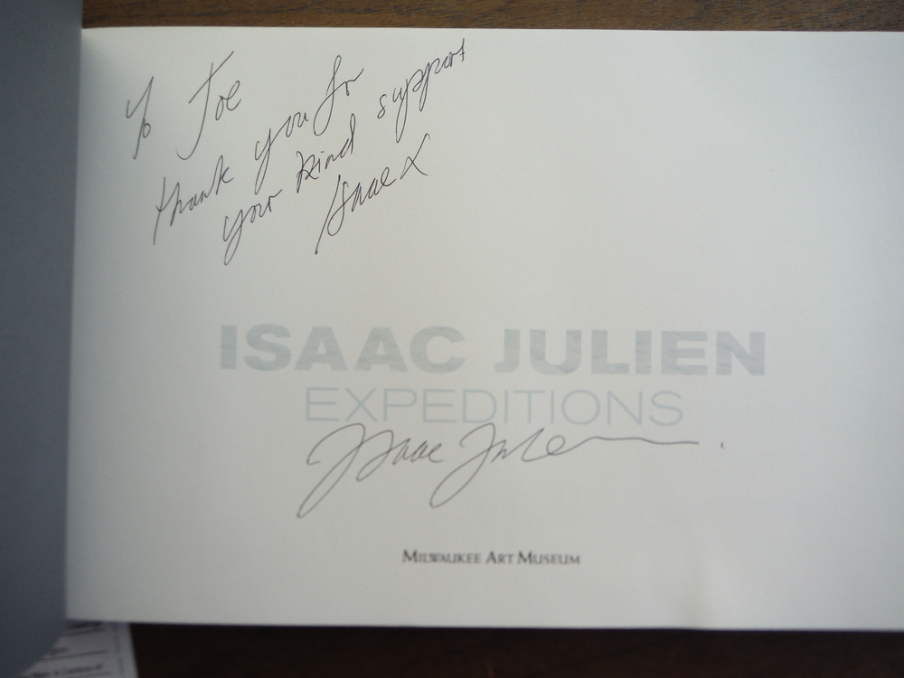 Image 1 of Isaac Julien: Expeditions