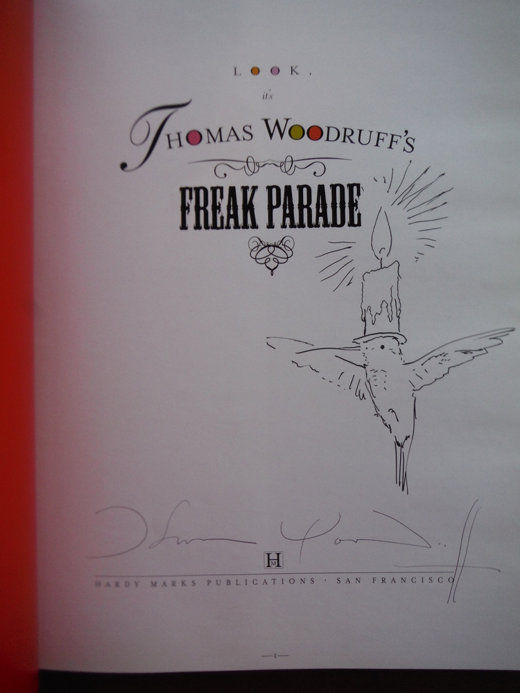 Image 1 of Thomas Woodruff's Freak Parade