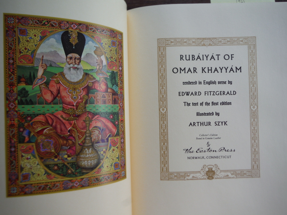 Image 1 of Rubaiyat of Omar Khayyam