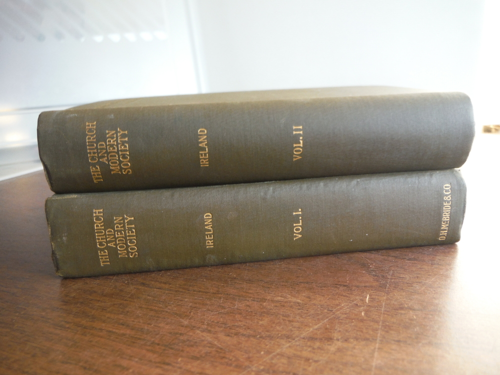 The Church and Modern Society Lectures and Addresses (2 Vol. Set)