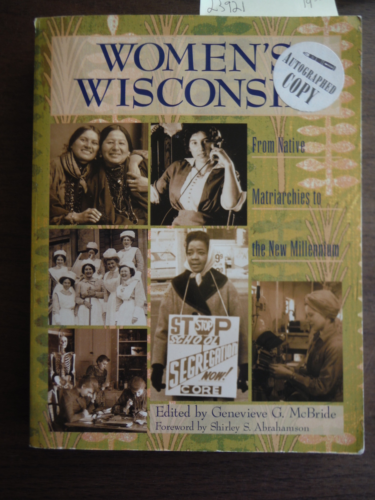 Image 0 of Women's Wisconsin: From Native Matriarchies to the New Millennium