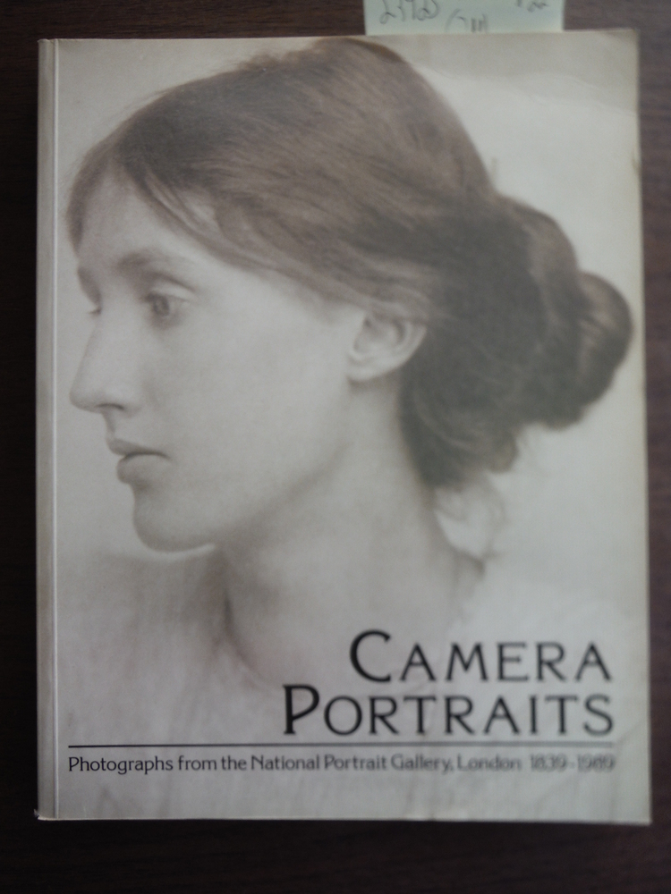Image 0 of Camera Portraits: Photographs from the National Portrait Gallery, London, 1839-1
