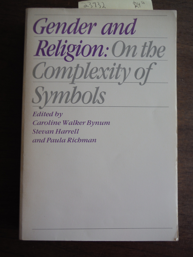 Image 0 of Gender and Religion: On the Complexity of Symbols