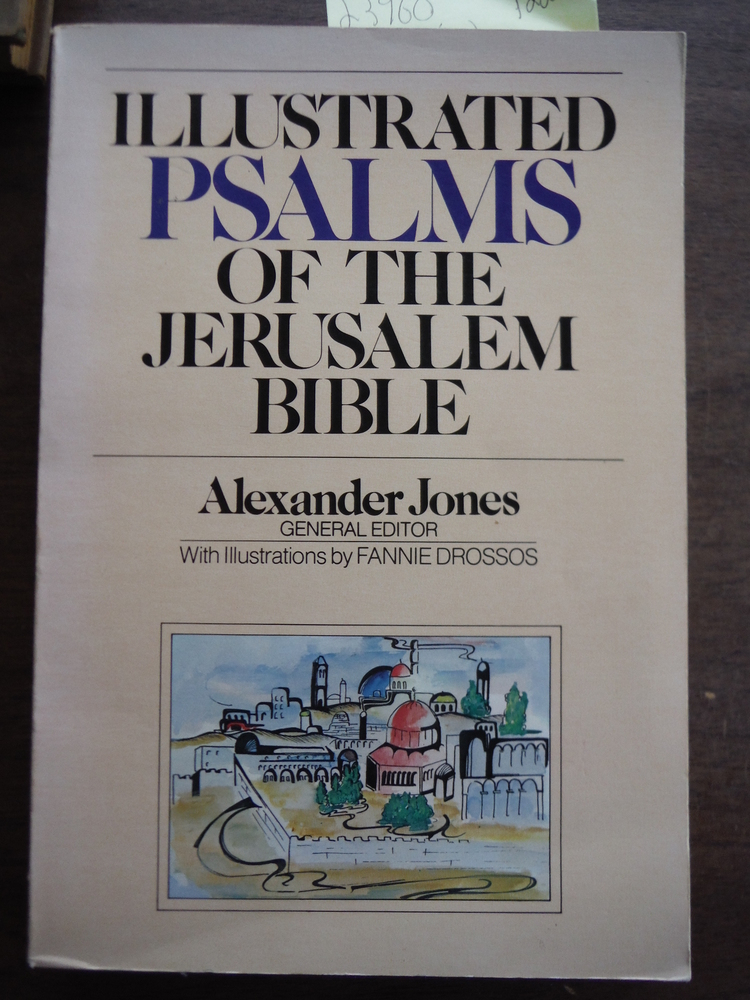 Illustrated Psalms of the Jerusalem Bible