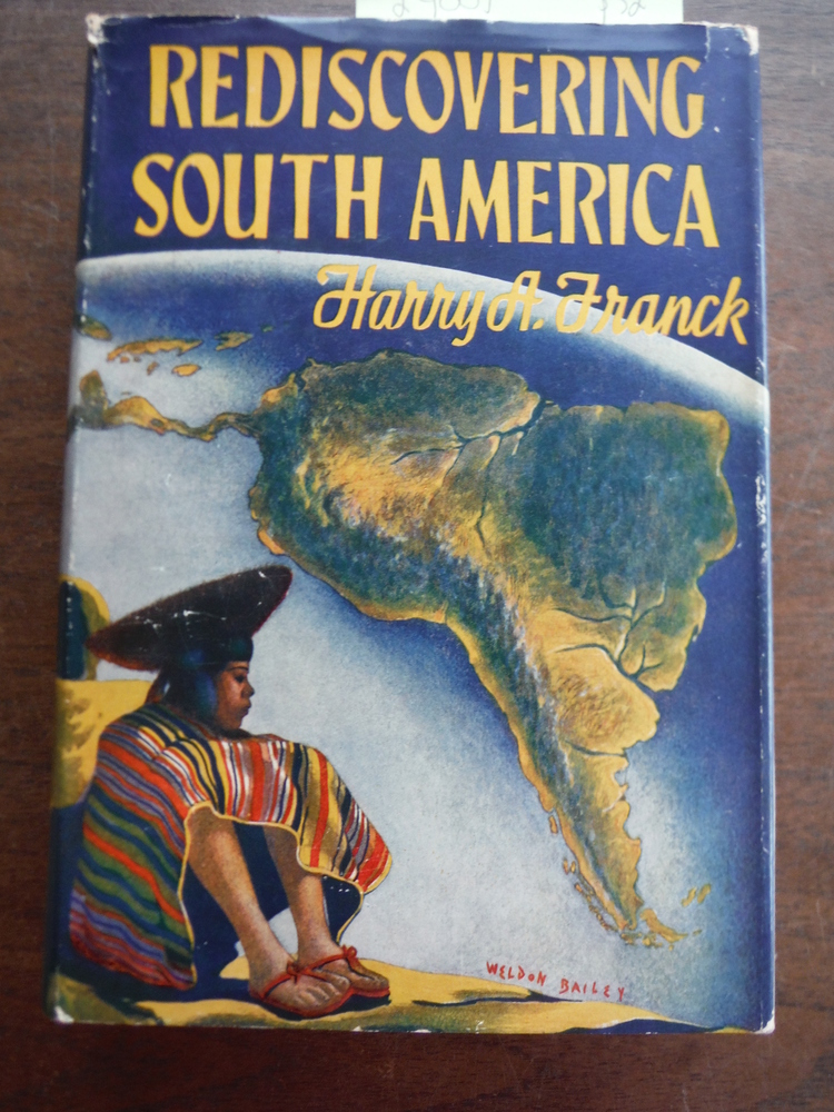 Rediscovering South America