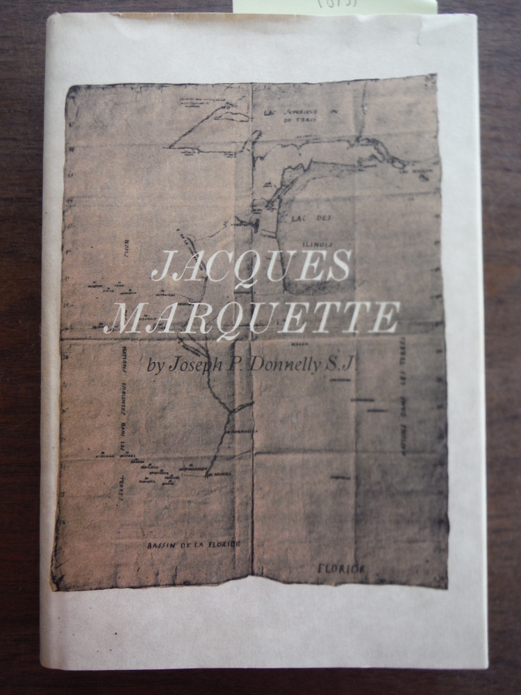 Image 0 of Jacques Marquette, S.J., 1637-1675