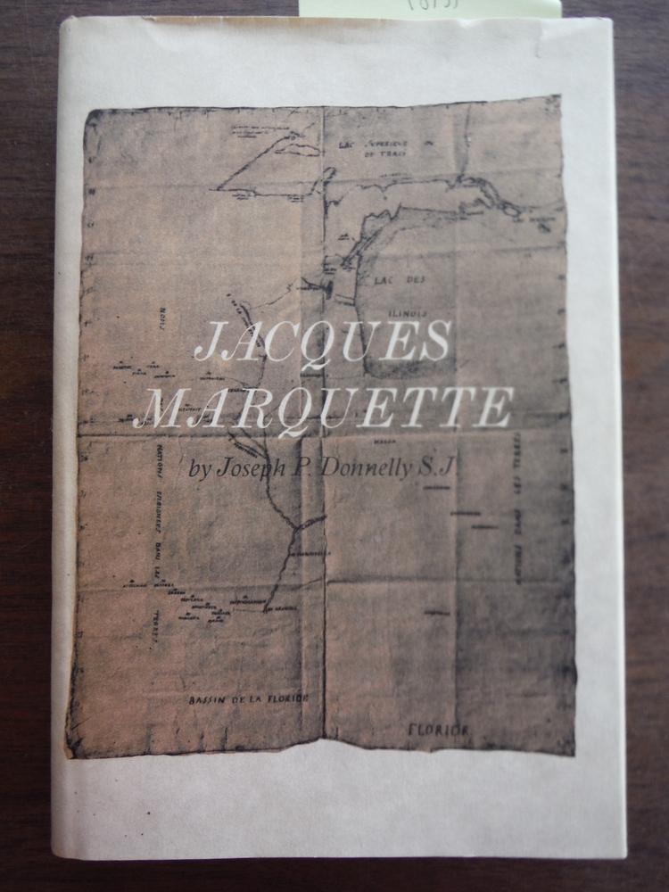 Jacques Marquette, S.J., 1637-1675