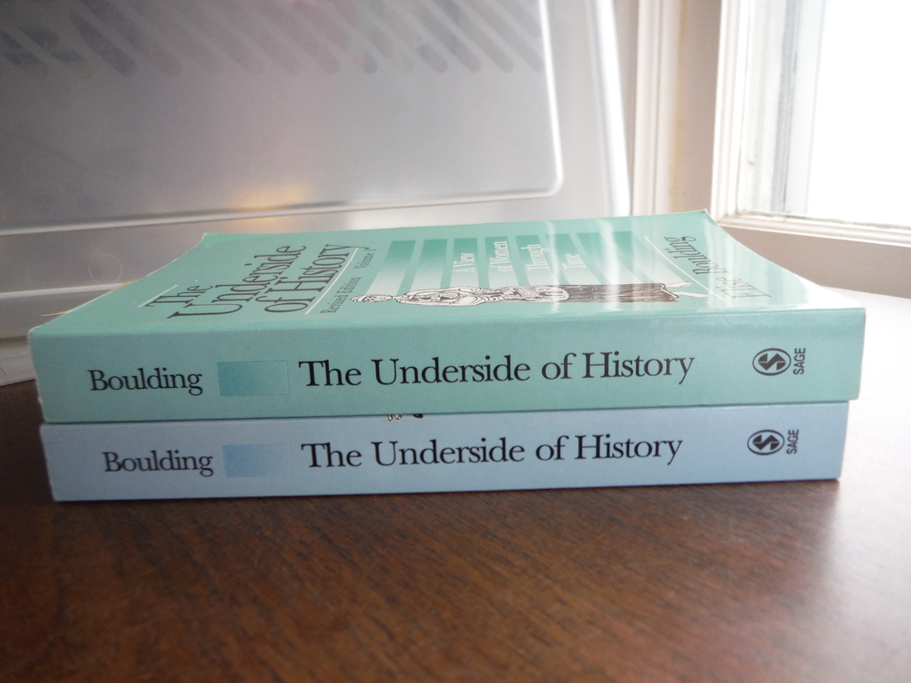 Image 0 of The Underside of History: A View of Women Through Time Volumes 1 & 2