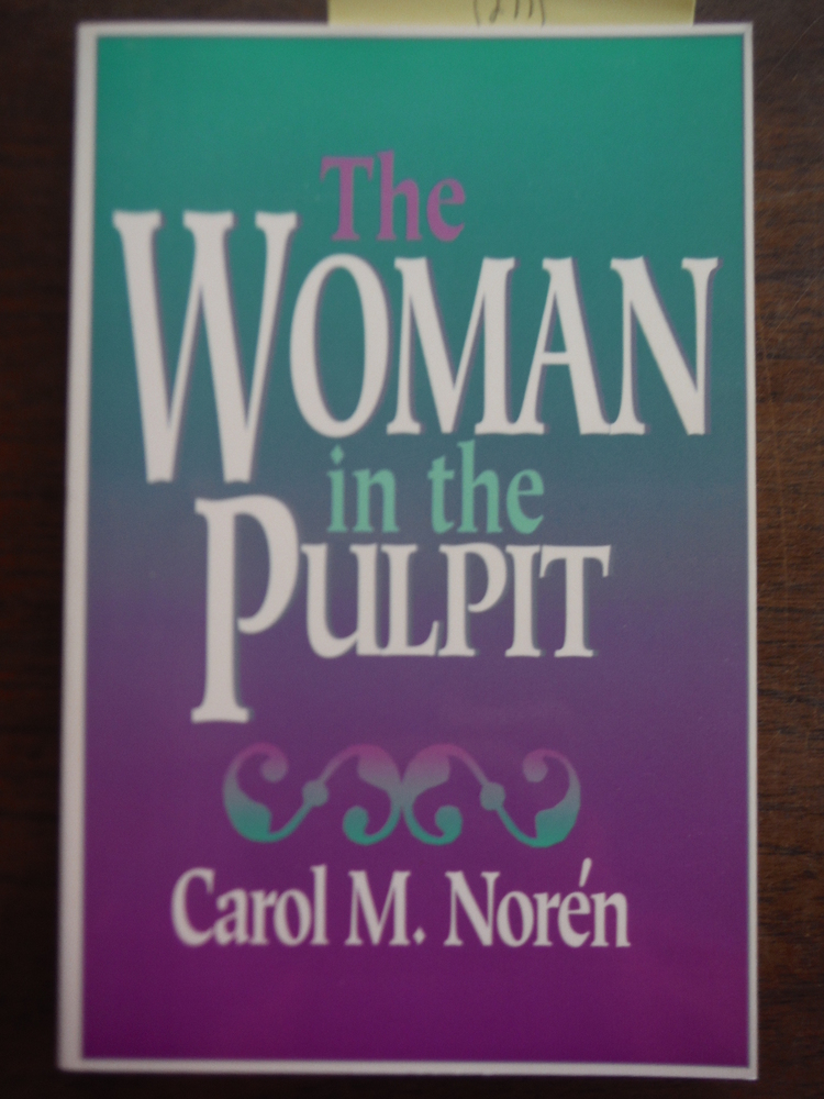 The Woman in the Pulpit