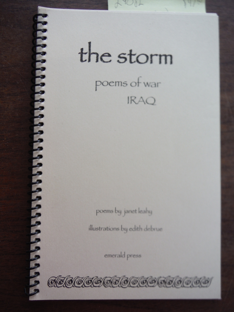 Image 0 of The Storm: Poems of War: Iraq