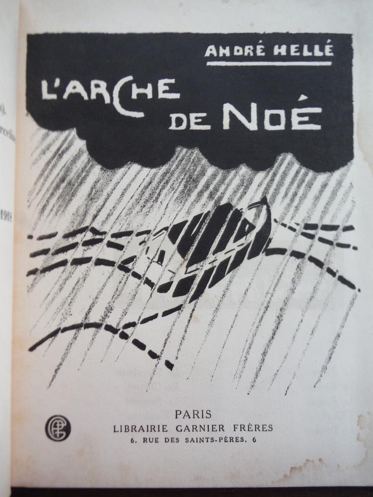 Image 1 of L'arche de Noe