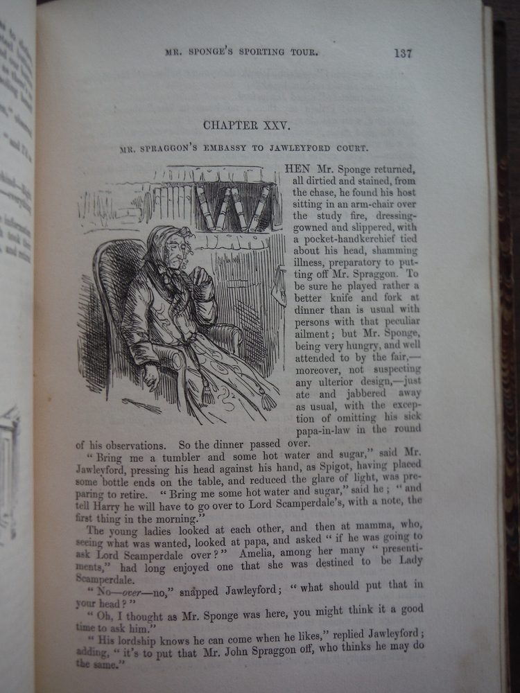 Image 2 of Mr. Sponge's Sporting Tour (First Edition)