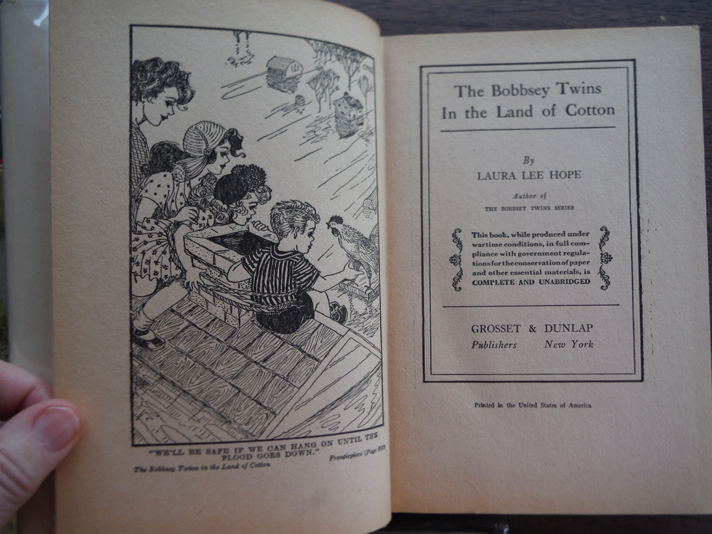 Image 3 of The Bobbsey Twins  (Set of five)