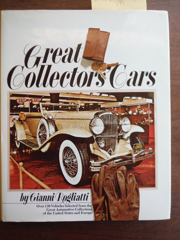 Great Collectors' Cars. (English and Italian Edition)