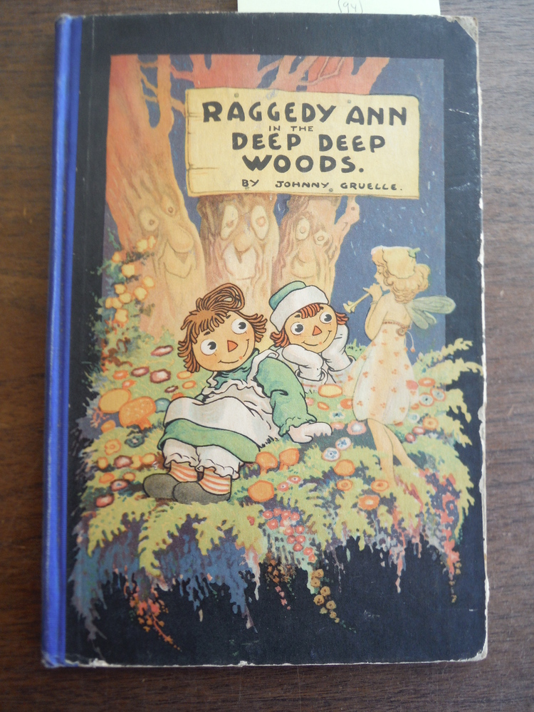 Image 0 of Raggedy Ann in the Deep Deep Woods