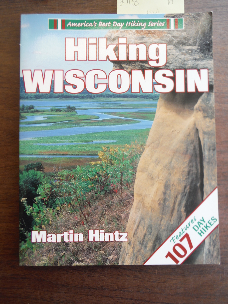 Image 0 of Hiking Wisconsin (America's Best Day Hiking)