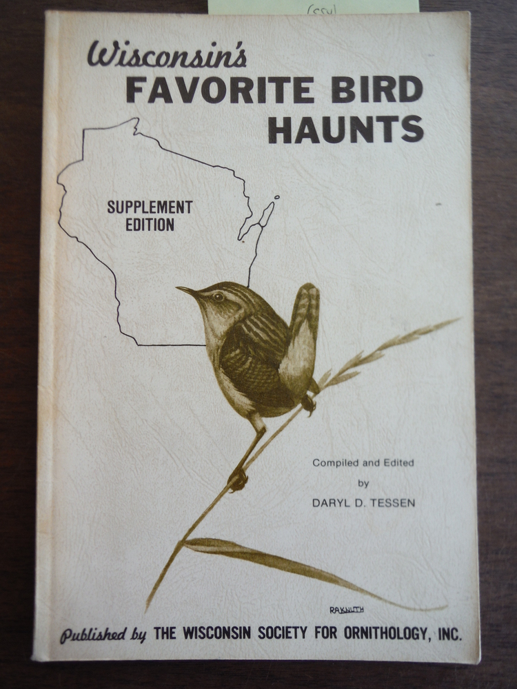 Image 0 of Wisconsin's Favorite Bird Haunts : Supplement Edition -