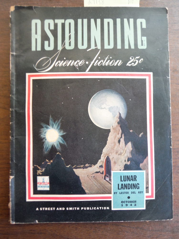 Astounding Science-Fiction, October, 1942
