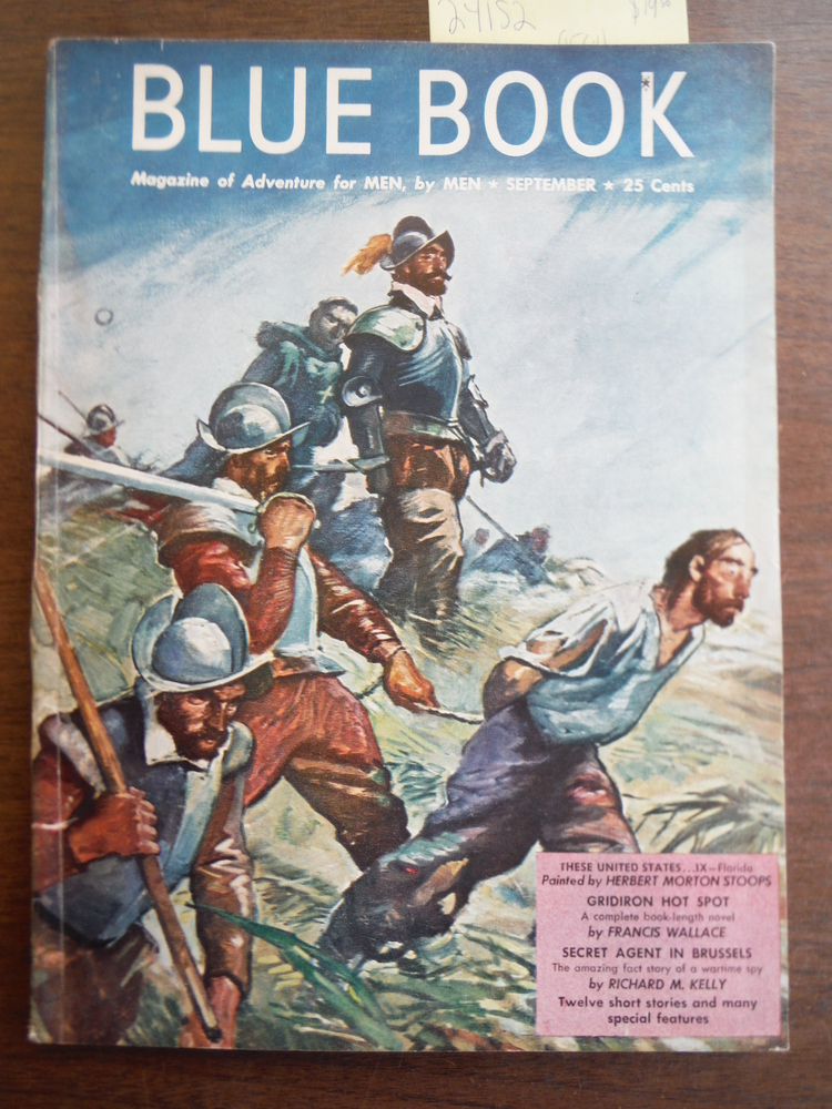 Blue Book Magazine (Vol.  85, No. 5) September 1947
