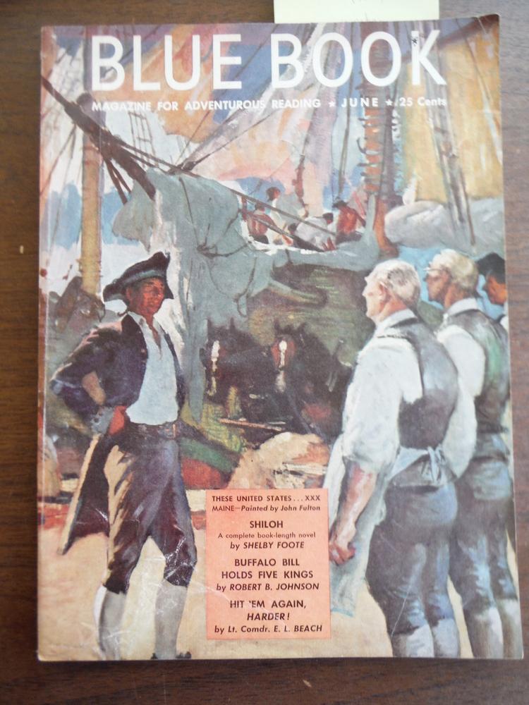 Image 0 of Blue Book Magazine, June 1949 (Vol. 89, No.2)