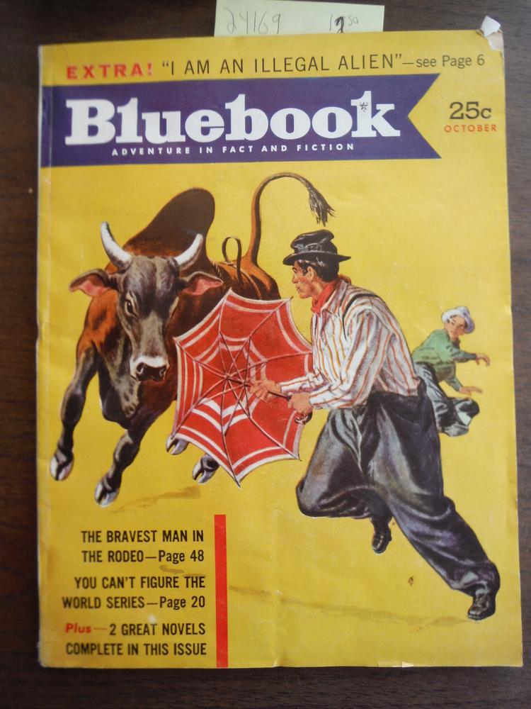 Image 0 of Bluebook Magazine, October 1953 (Vol. 97, No. 6)
