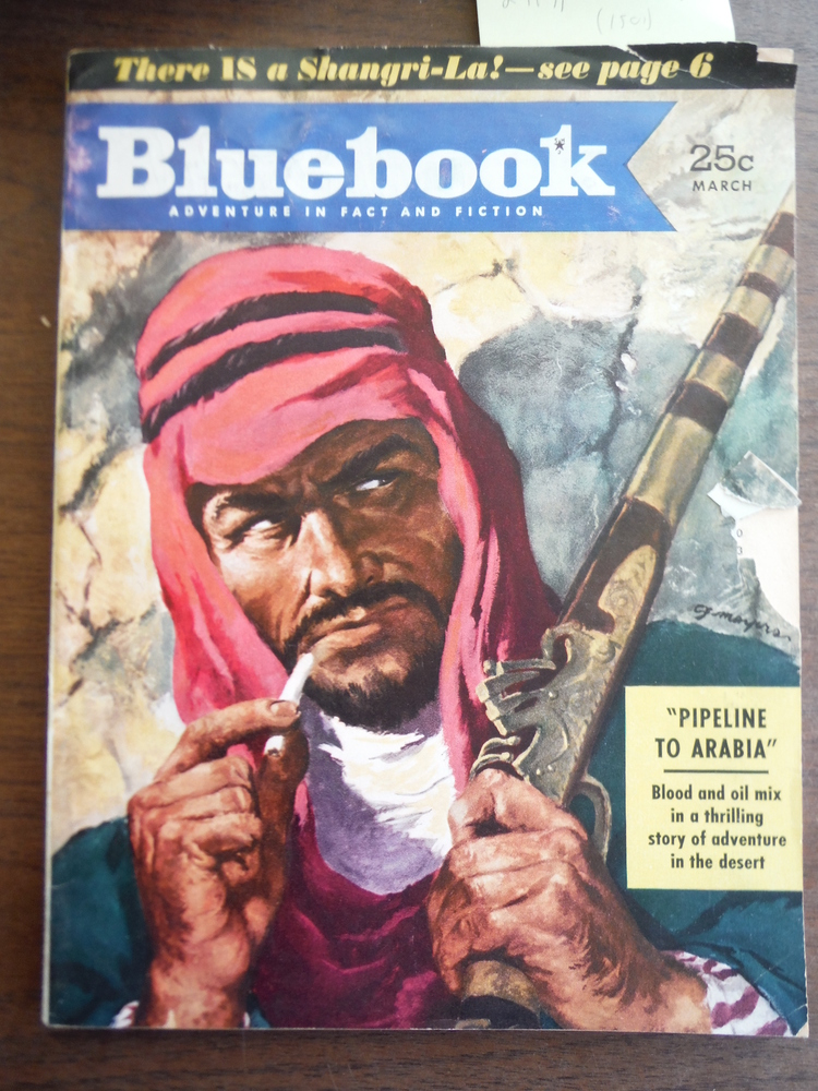 Image 0 of Bluebook Magazine, March 1953 (Vol. 96,  No. 5)