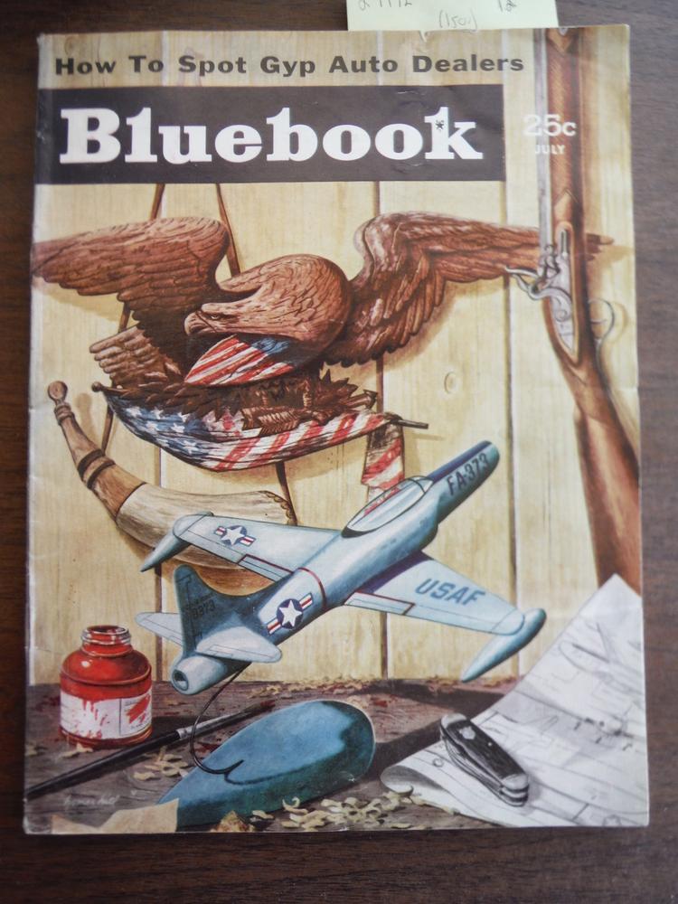 Bluebook Magazine, July 1954 (Vol. 99,  No. 3)