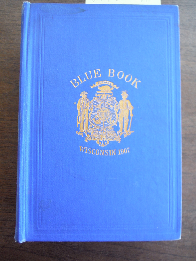 Image 0 of The Blue Book of the State of Wisconsin