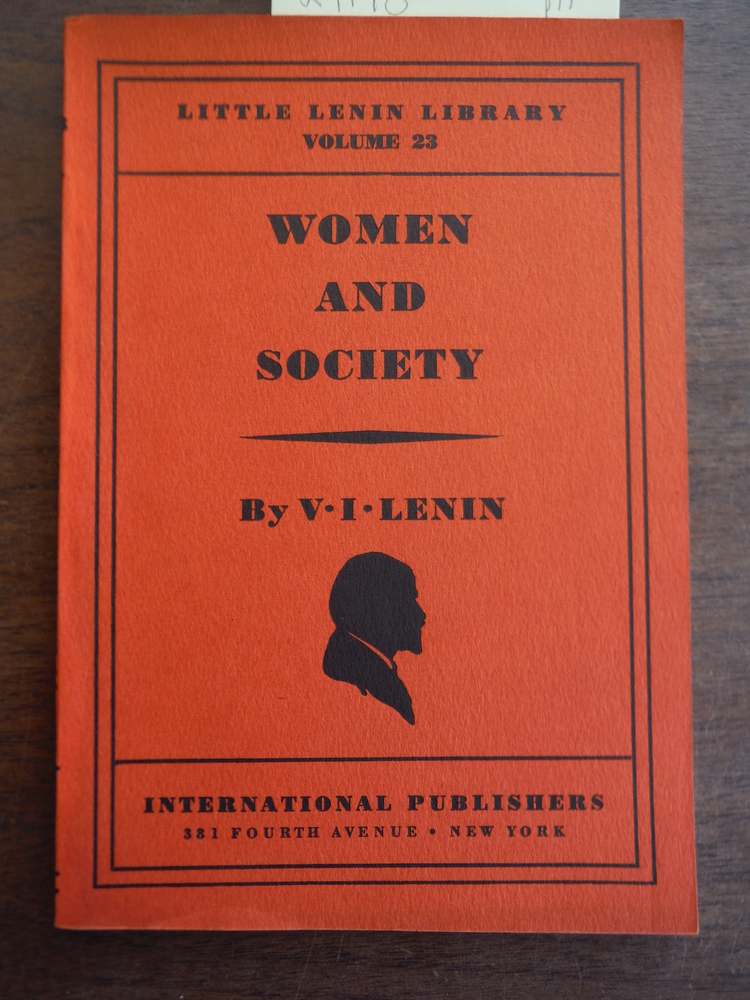 Women and society (Little Lenin library)