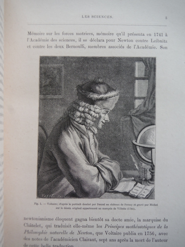 Image 2 of XVIII  siecle / lettres sciences et arts: france 1700-1789 /16 chromolithographi