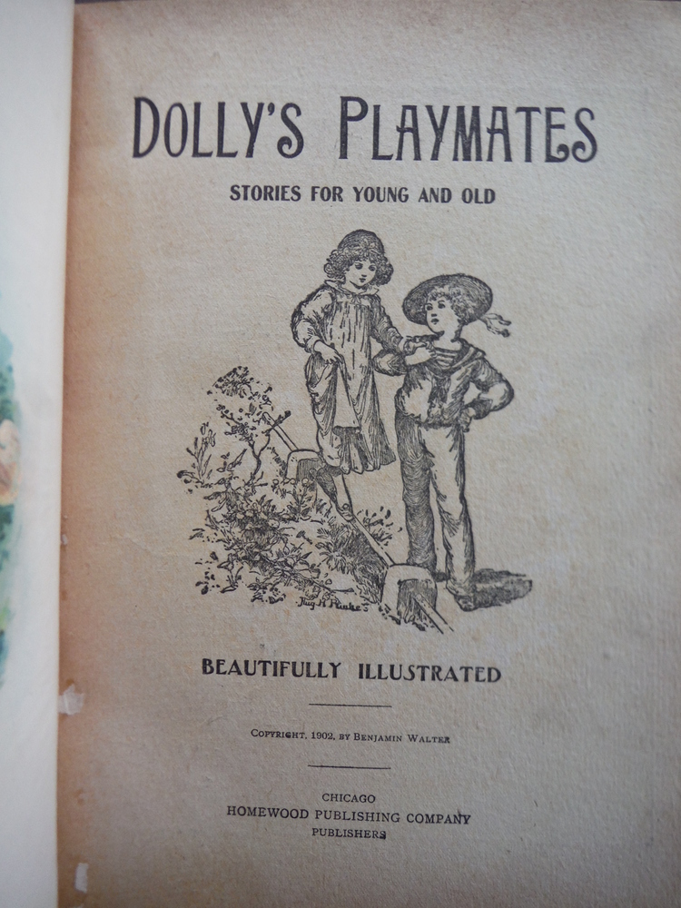 Image 1 of Dolly's Playmates Stories for Young and Old