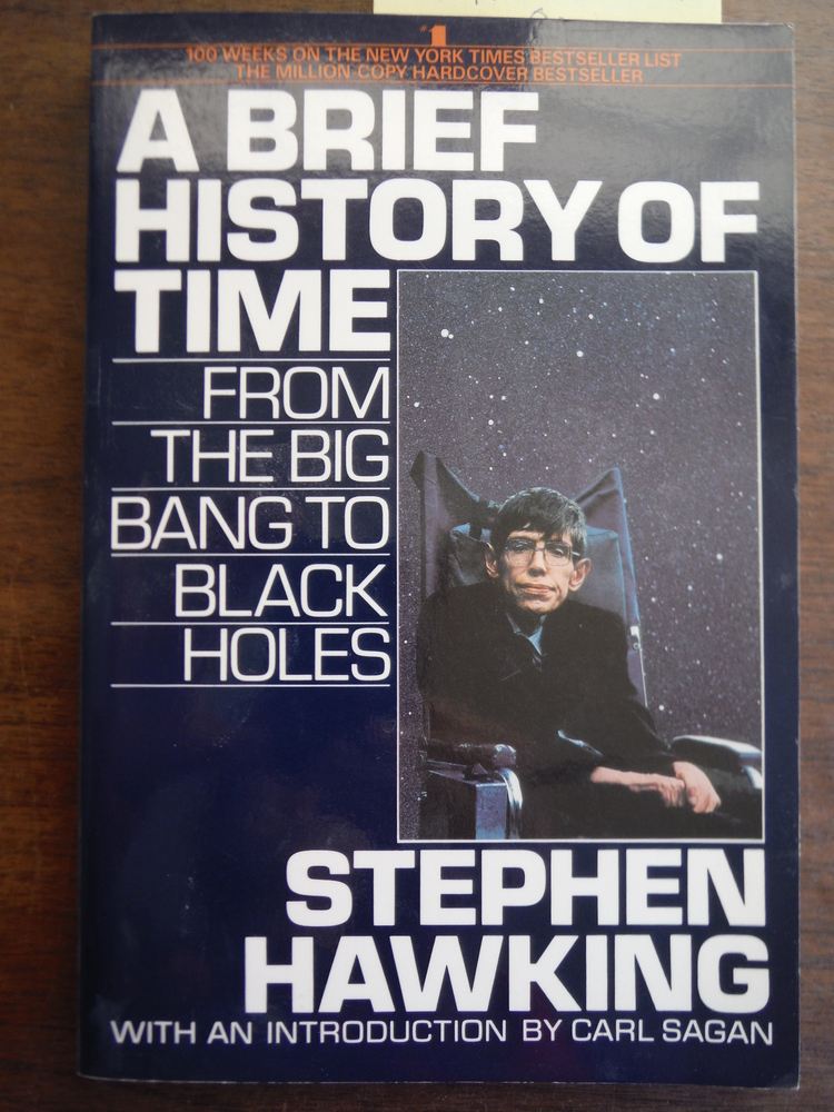 Image 0 of A Brief History of Time: From the Big Bang to Black Holes