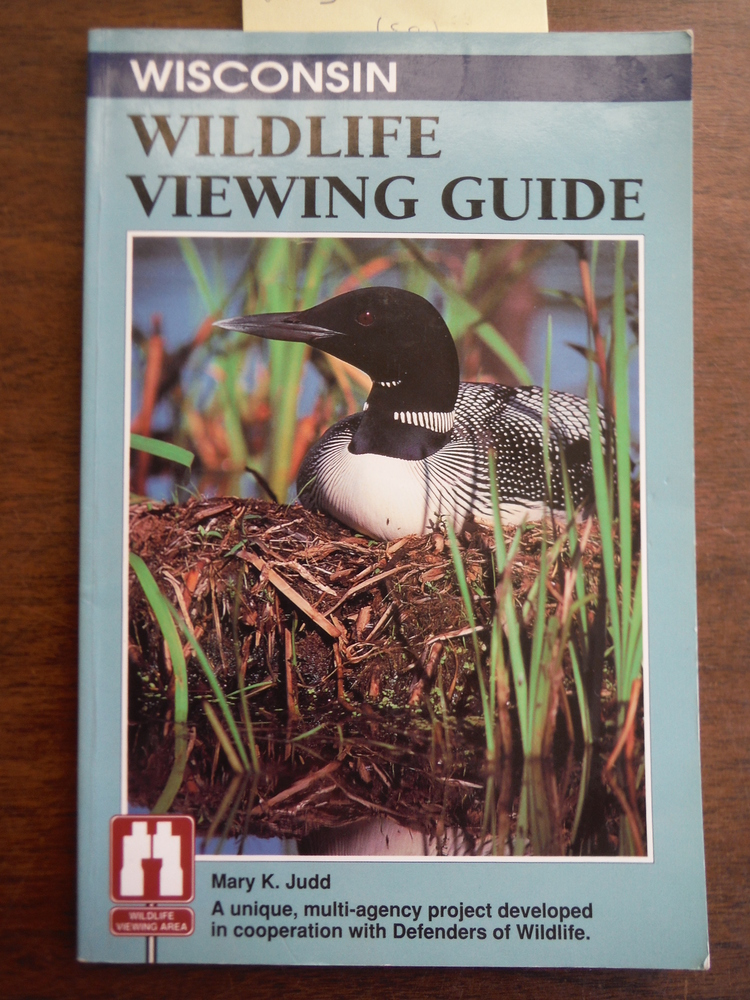 Image 0 of Wisconsin Wildlife Viewing Guide (Wildlife Viewing Guides Series)