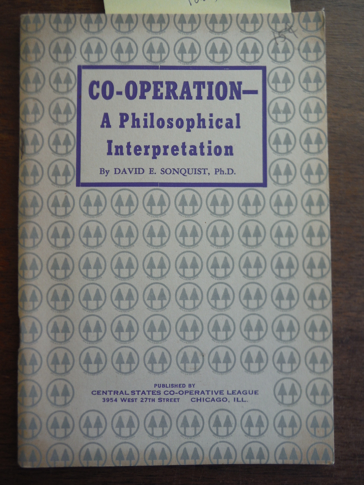 Co-operation A Philosophical Interpretation