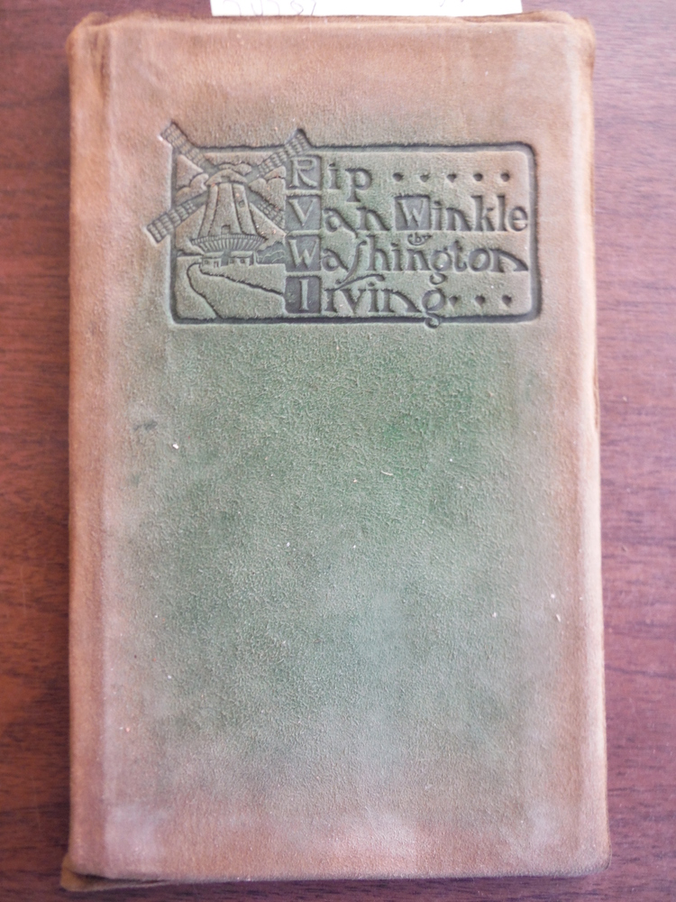 Image 0 of Rip Van Winkle - Fine Binding and Letterpress