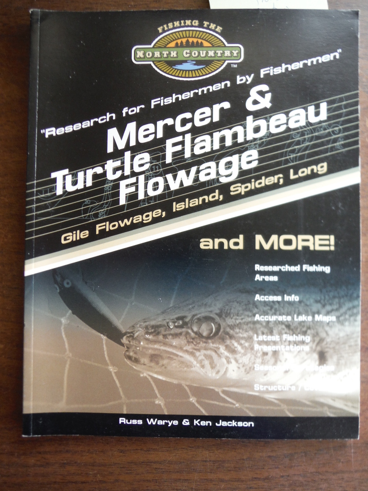 Fishing the North Country - Mercer & Turtle Flambeau Flowage Research for Fishe
