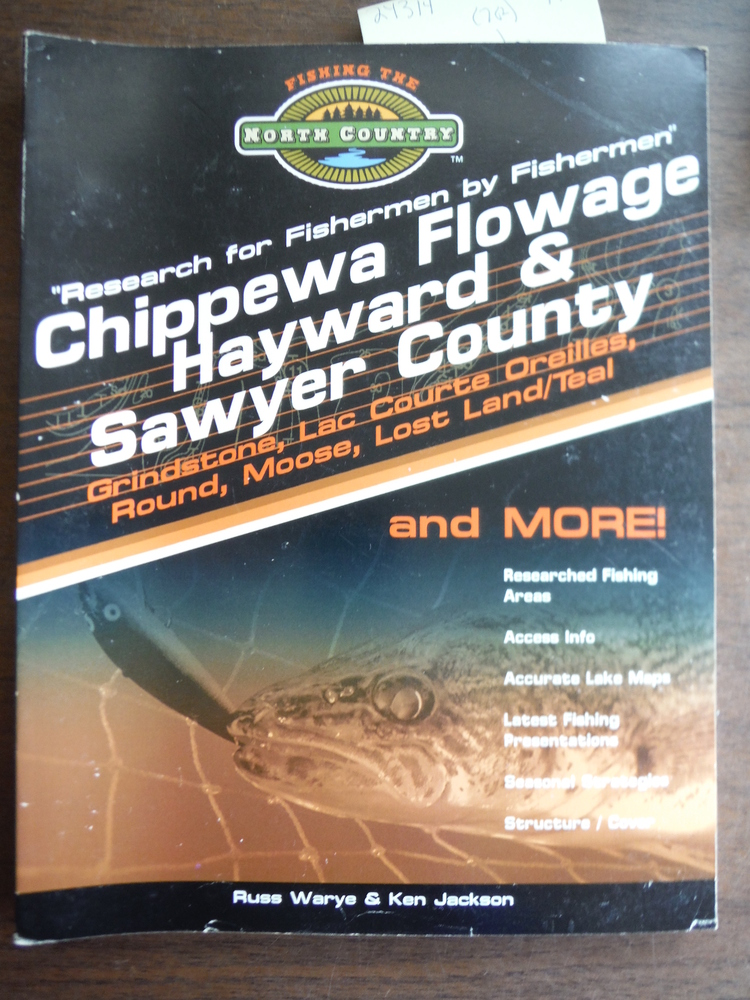 Image 0 of Chippewa Flowage Hayward & Sawyer County Research for Fisheren by Fishermen