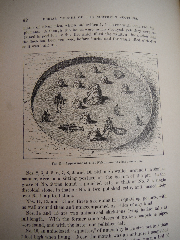 Image 1 of Burial Mounds of the Northern Sections of the United States